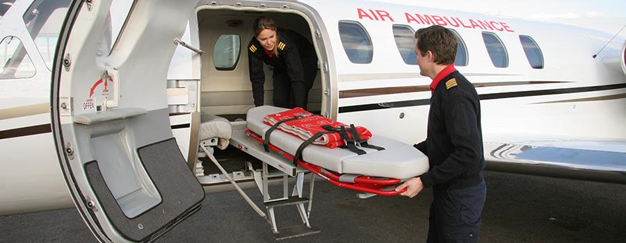 Медицинская авиация в Москве